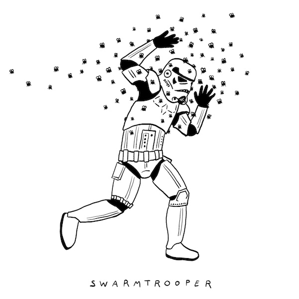 stormtroopers swarm