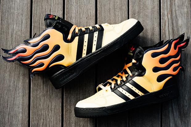 zapatos adidas con alas