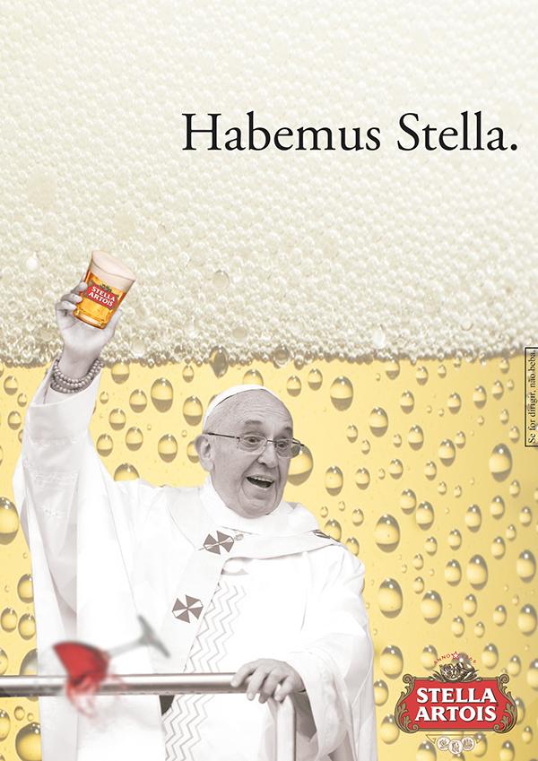 PAPA FRANCISCO POPE ARTOIS