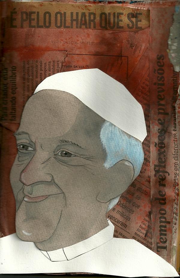papa francisco PAPA pede a PAZ!