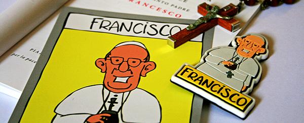 papa francisco thninking of argentina