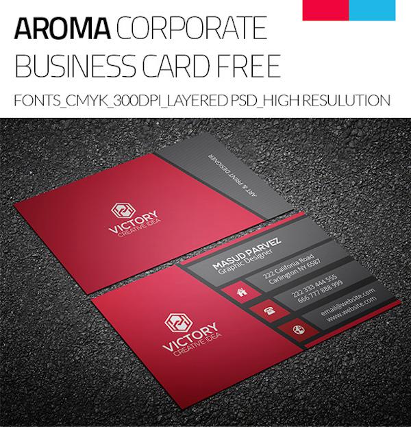 10 plantillas para tarjetas de presentación en descarga libre