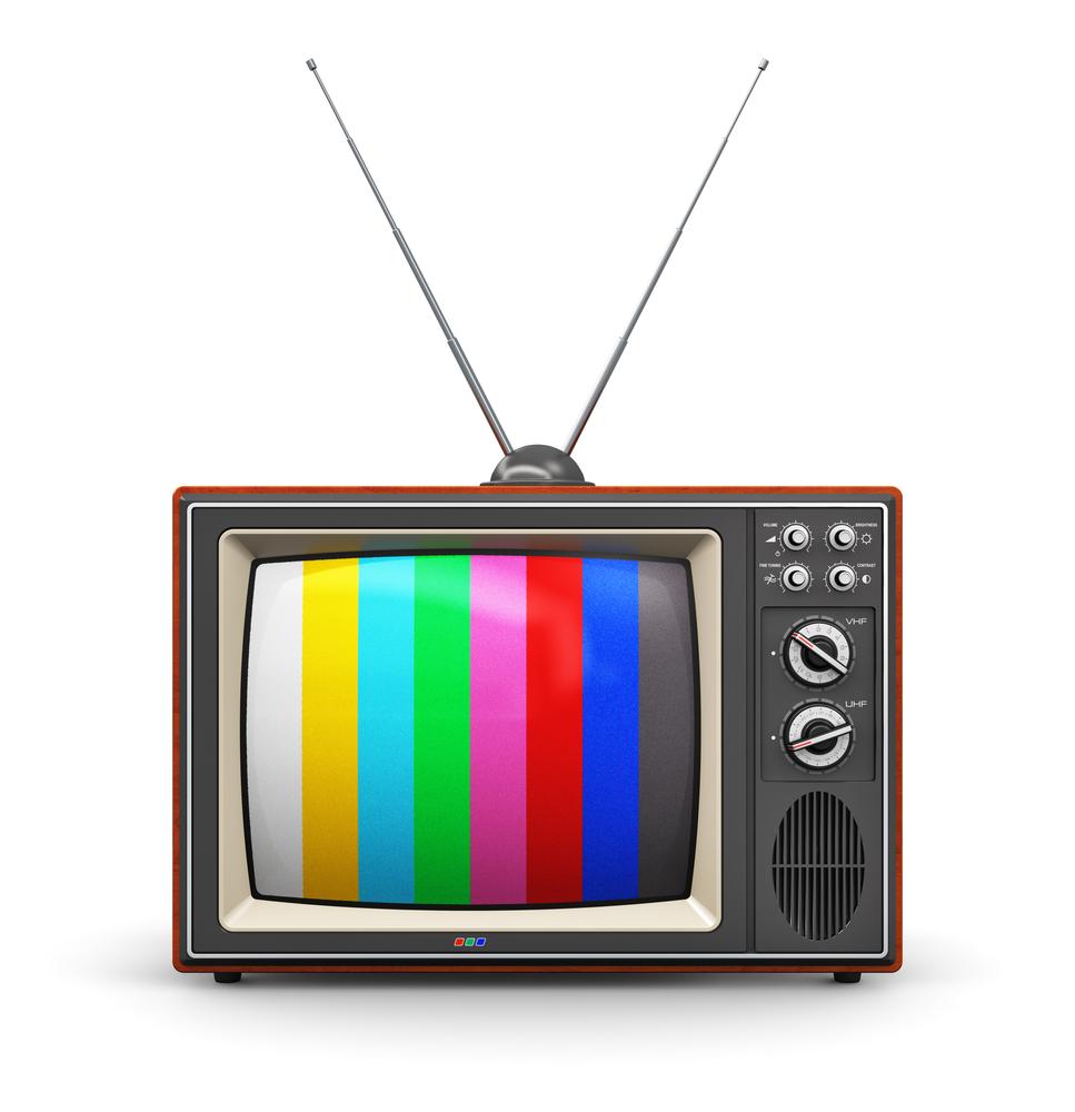 Resultado de imagen de television a color