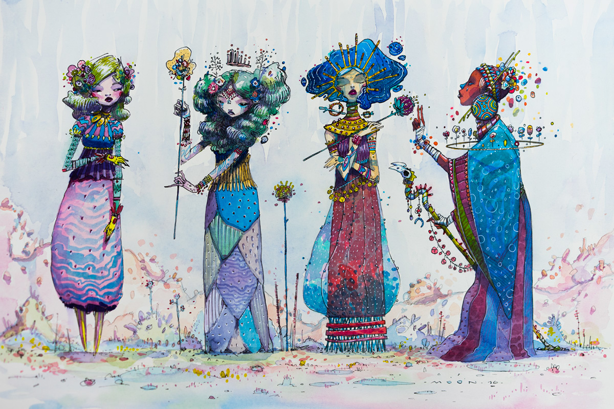 THE SPRING MUSES 03