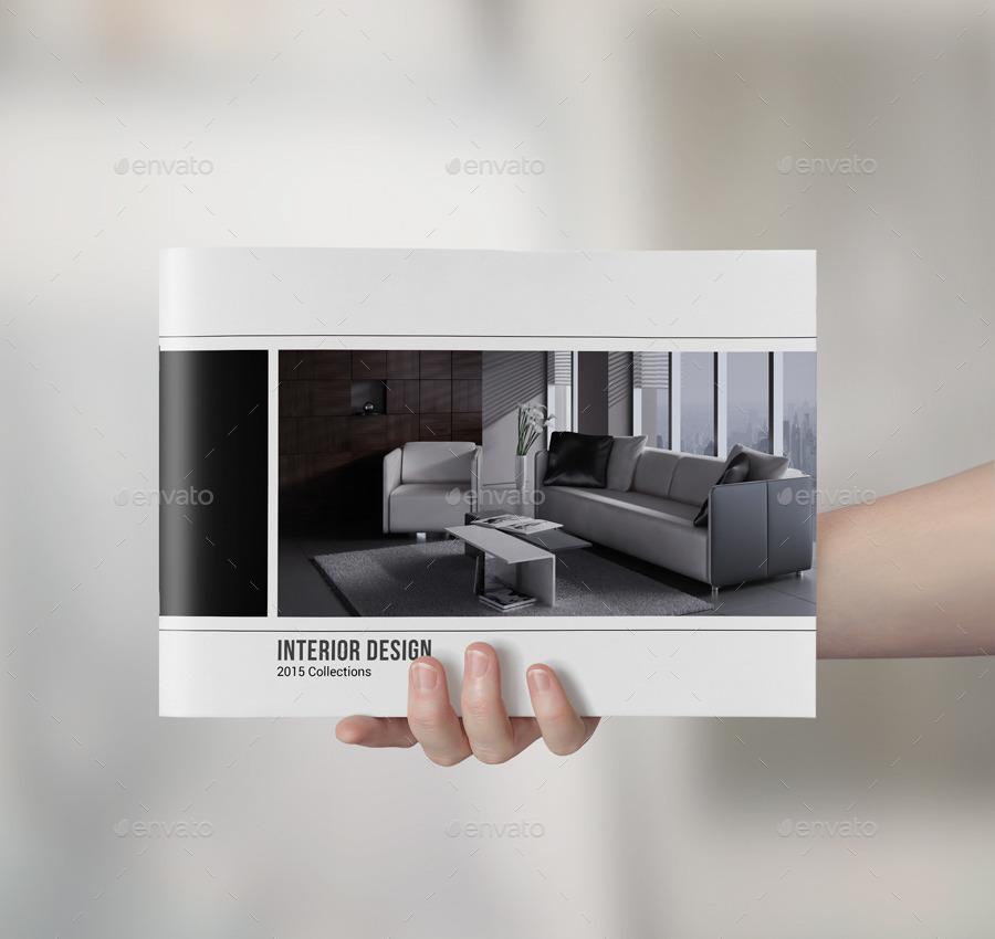 10 plantillas para elaborar portafolios creativos en descarga libre - Plantillas pared ...