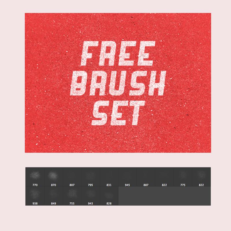 Free-Subtle-Brush-Set