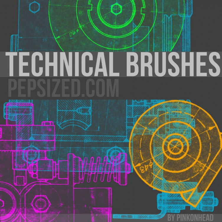free-technical-brushes-752x752