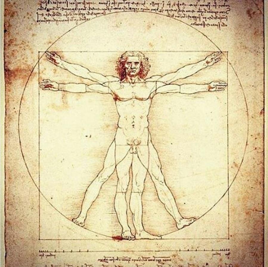 Composición visual: aspectos importantes del cuerpo humano | paredro.com