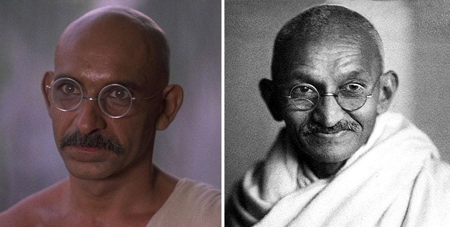 Ben Kingsley Mahatma Gandhi