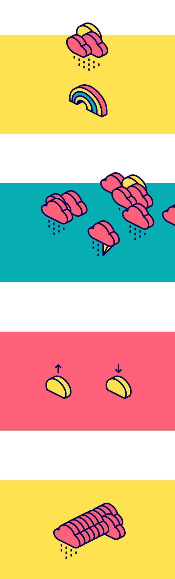 Weather Icon Set 08