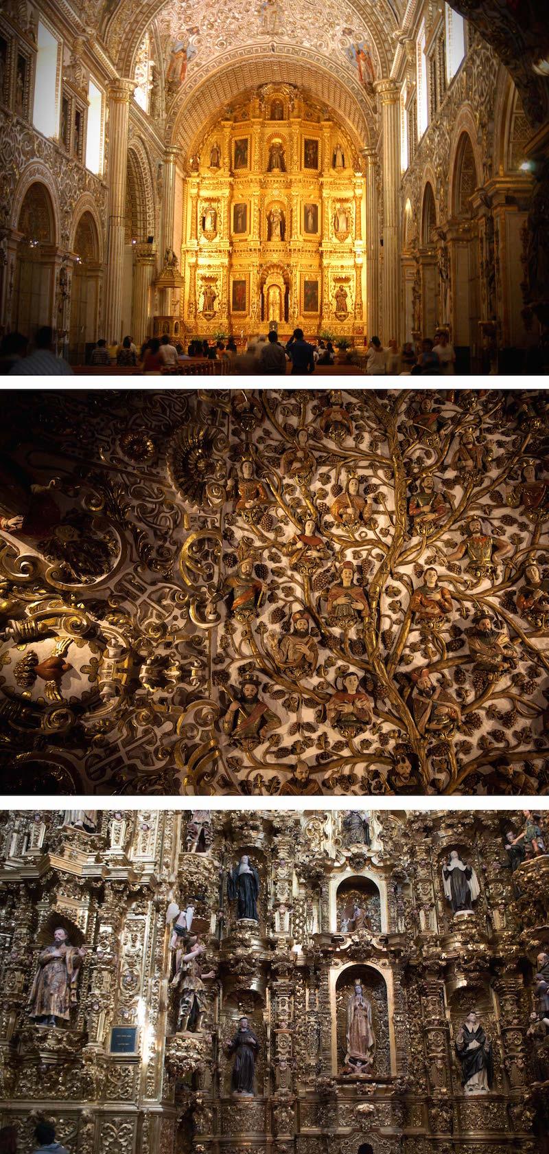 Oaxaca 2004 Santo Domingo Church