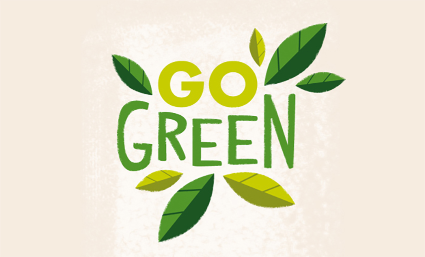 go-green-logotipo-design