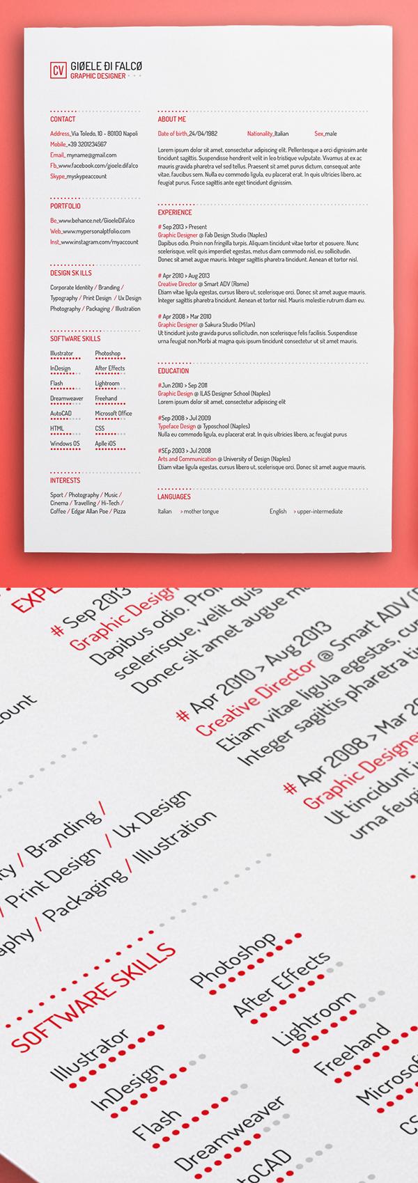 minimal+cv+resume+templates+0012