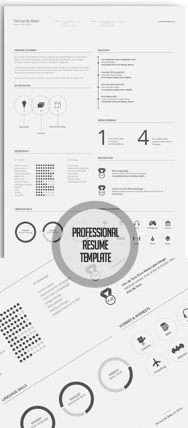 minimal+cv+resume+templates+0013