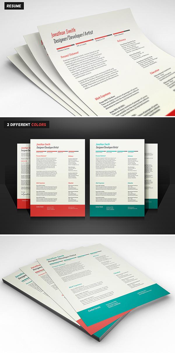 minimal+cv+resume+templates+0014