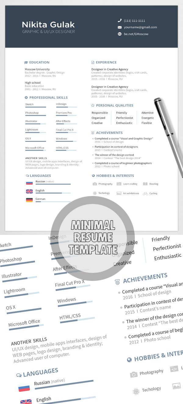 minimal+cv+resume+templates+008