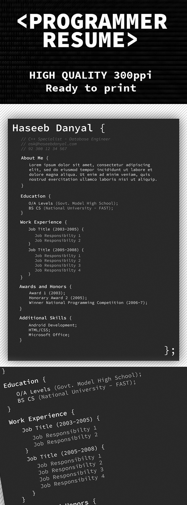 minimal+cv+resume+templates+009