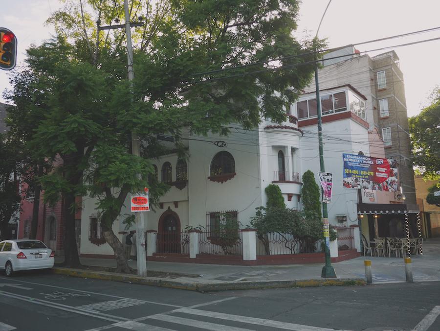 Colonia Álamos, CDMX, (José Luis Ruiz)