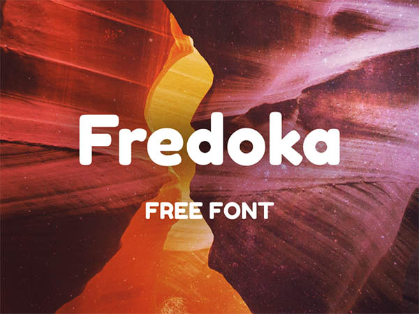 Free-Rounded-Bold-Font