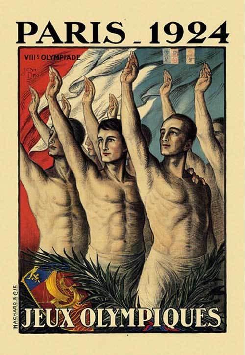 JUEGOS OLIMPICOS 1924 PARIS