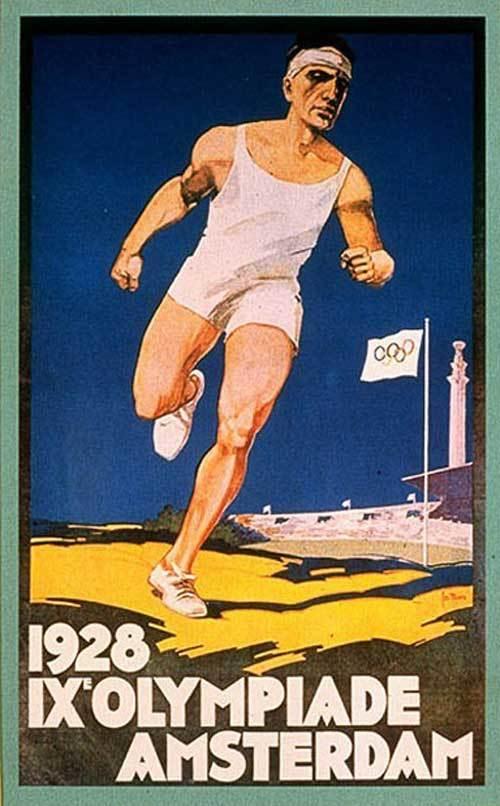 JUEGOS OLIMPICOS 1928 AMSTERDAM