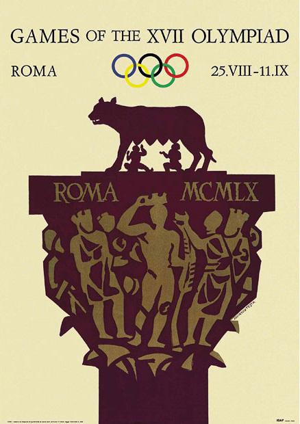 JUEGOS OLIMPICOS 1960 ROMA