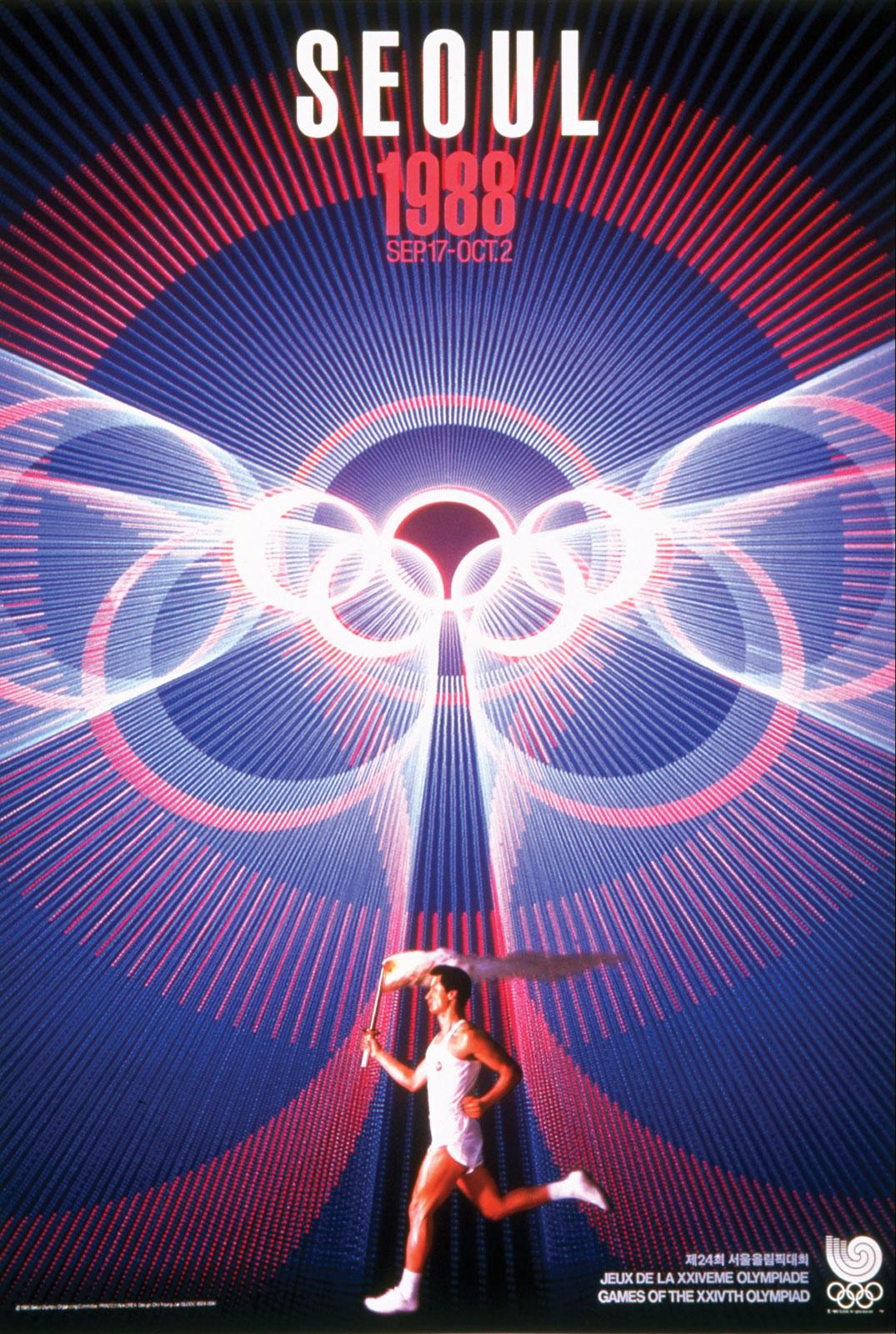 JUEGOS OLIMPICOS 1988 SEUL