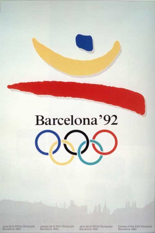 JUEGOS OLIMPICOS 1992 BARCELONA