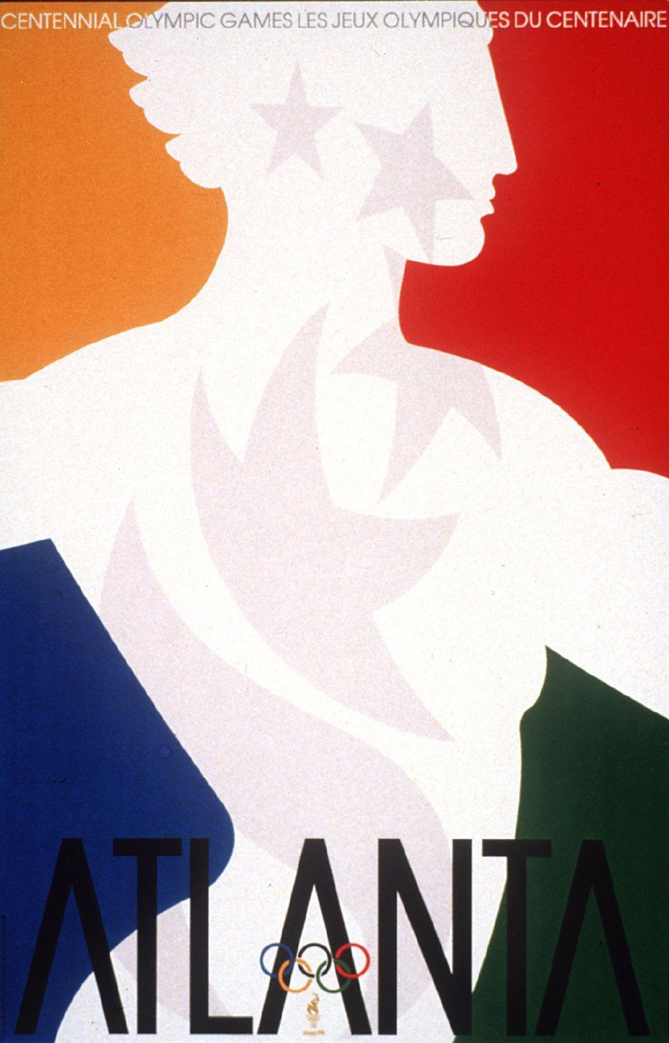 JUEGOS OLIMPICOS 1996 ATLANTA