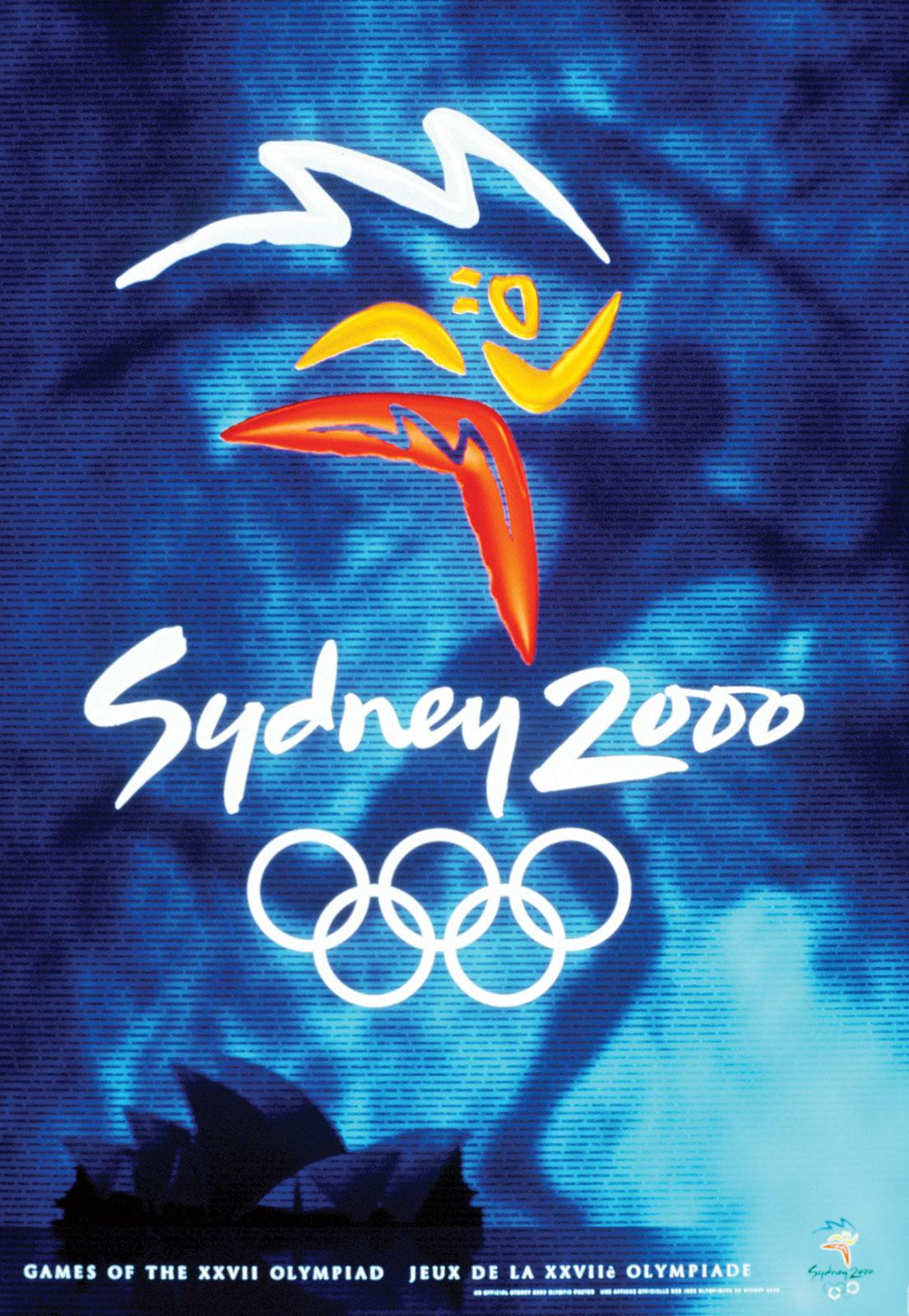 JUEGOS OLIMPICOS 2000 SIDNEY