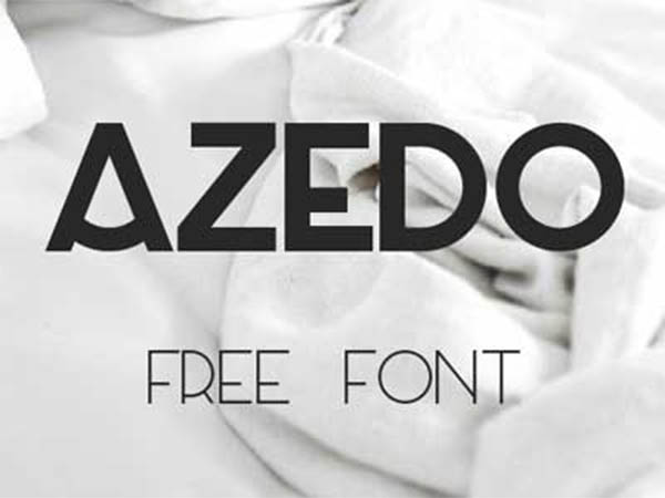 The-FREE-Azedo-Font