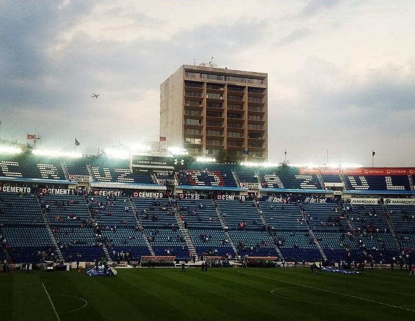 estadio azul CDMX 00
