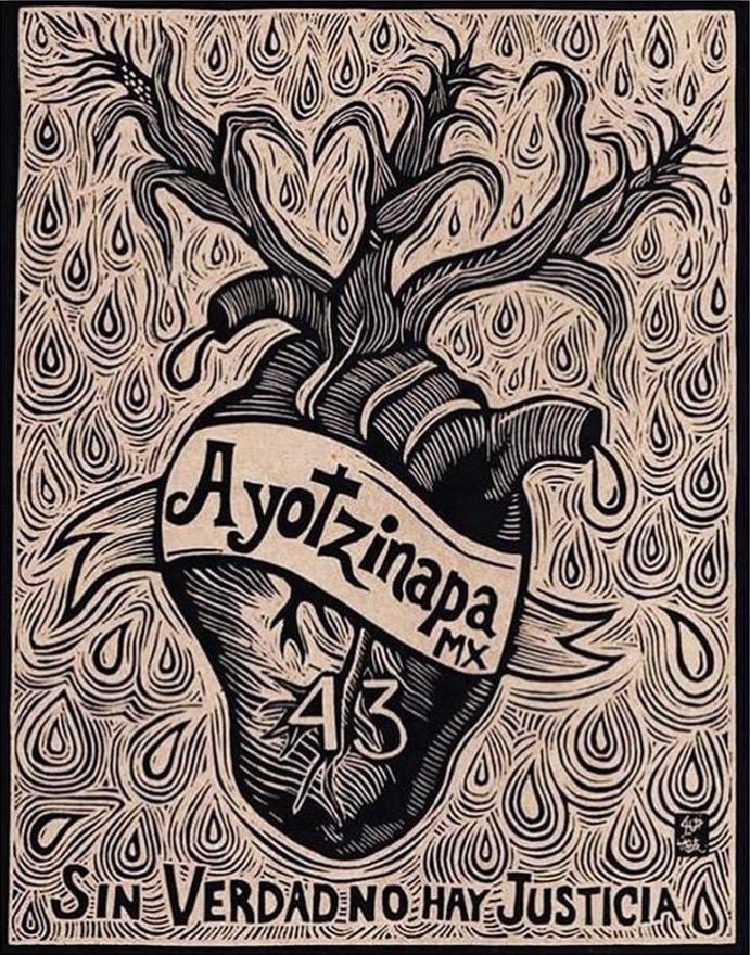 ARTE POR AYOTZINAPA 04