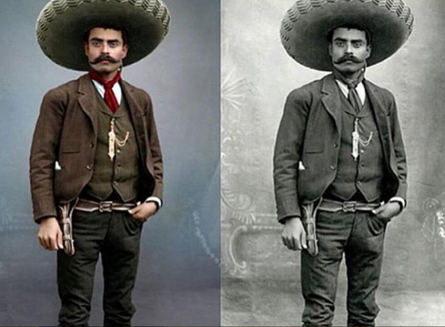 Villa Y Zapata Menu