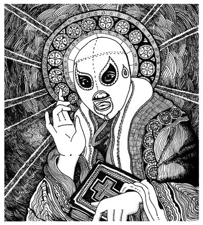el santo 07