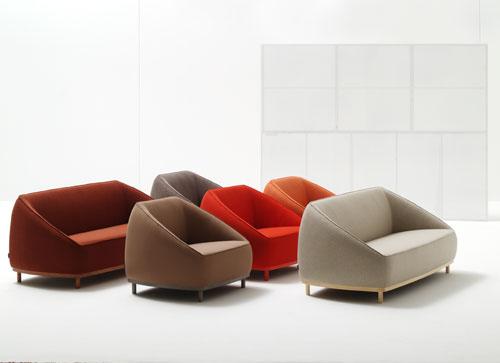 dise o de sillones ergonom a y un toque de buen gusto On sillones diseno industrial