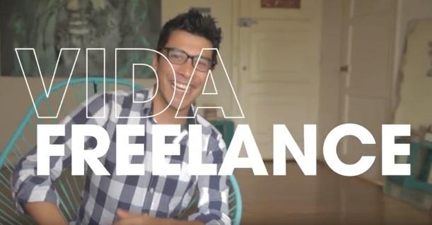 vida freelance pantalla