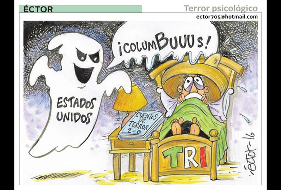 Éctor, Milenio Diario