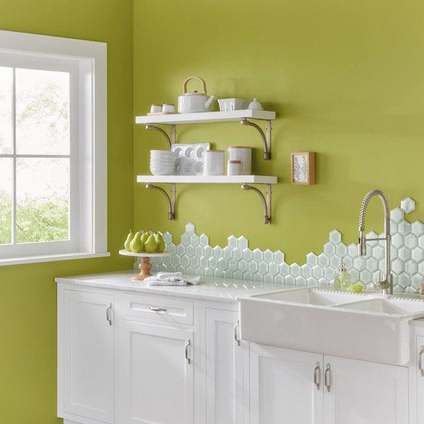 Green Paint For Kitchen 2017: Colores De Tendencia 2017 Con Los Que Puedes Pintar Tu