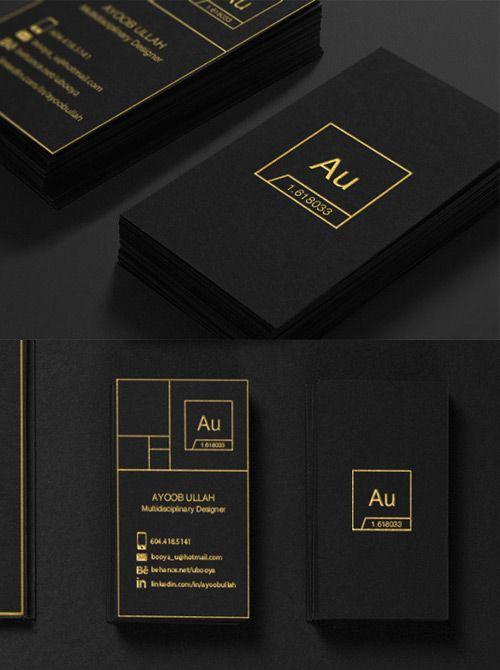 10 tarjetas de presentaci u00f3n creativas para diversas