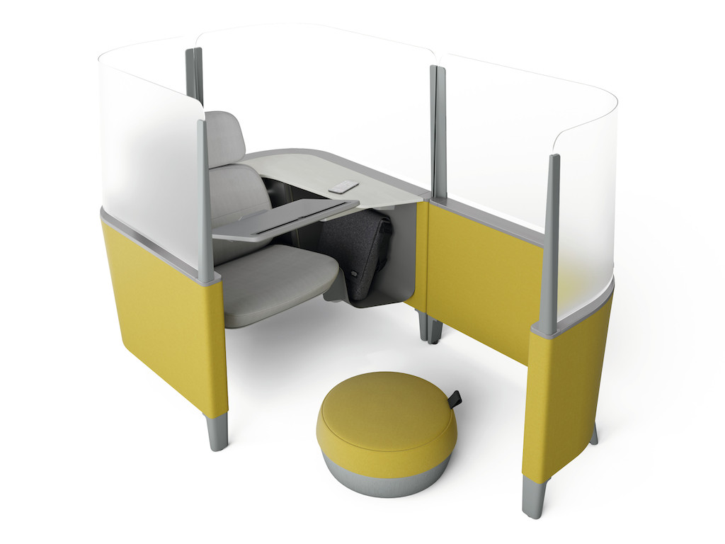 Diseno Muebles Para Oficina.Muebles De Oficina Mira Las Tendencias En Su Diseno Para