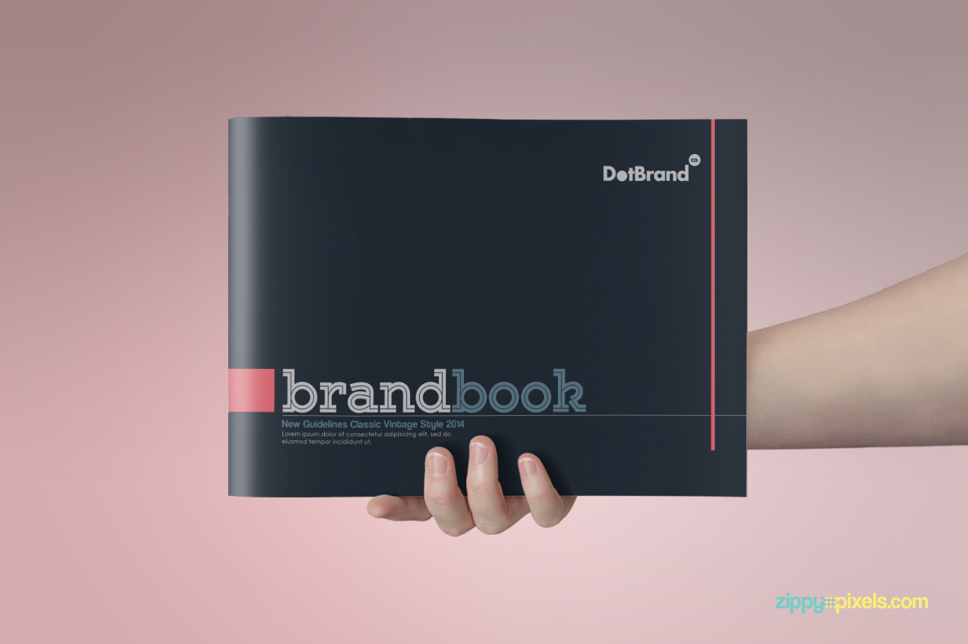 Un dise o de brand book que deben tener las empresas for Diseno de interiores un manual pdf