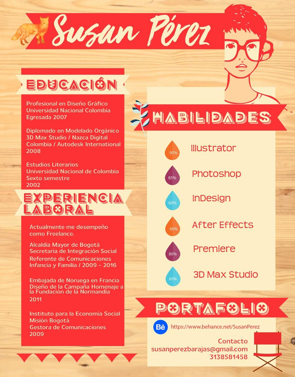 6 claves de redacción para un CV y diseños para inspirarte | paredro.com