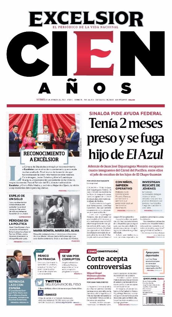 Excelsior un siglo de dise o editorial mexicano for Diseno editorial pdf