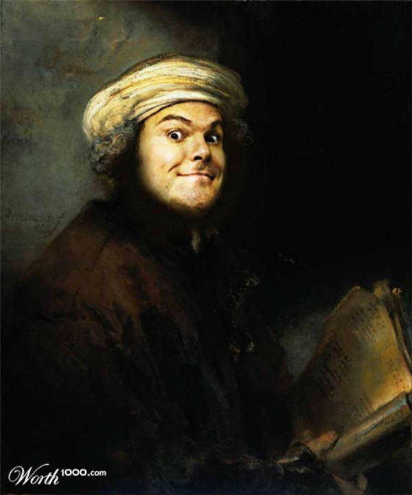 Renaissance Style Paintings Of Modern Celebrities 02