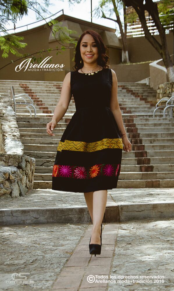 Vestidos De Oaxaca 2 Paredrocom