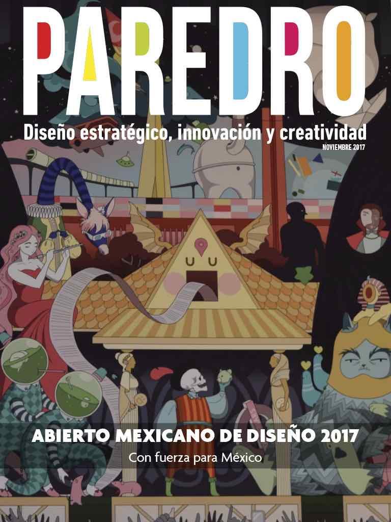 Portada, Paredro, noviembre2017
