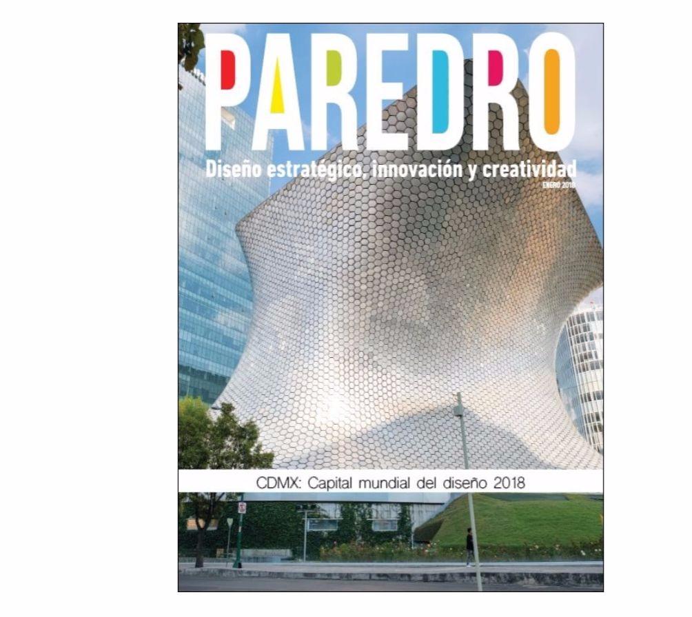 Portada, Paredro, enero 2018