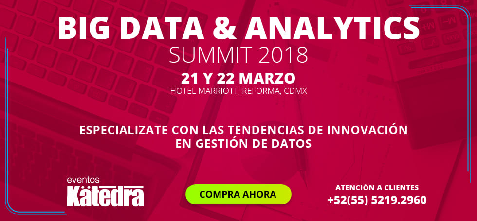 POP UP, BIG DATA & ANALYTICS, KATEDRA 2018