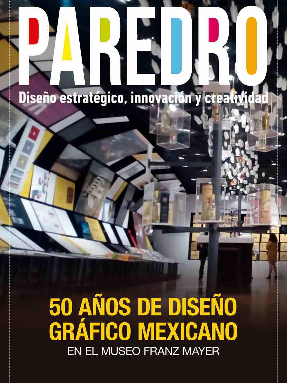 Portada mayo 2018, Paredro